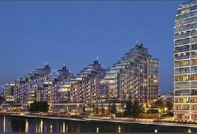 Апартаменты в Battersea Reach