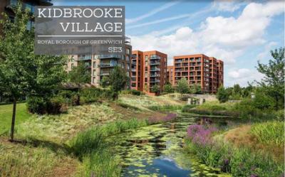 Продается квартира в Лондоне, район Кидбрук Вилладж  (Village Center  Kidbrooke Village)