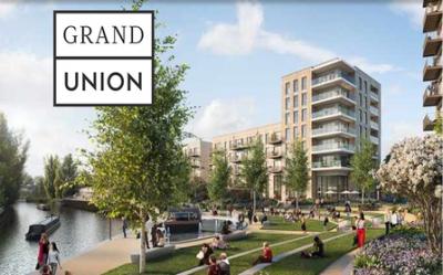 Продается квартира в Лондоне, район Гранд Юнион (Grand Union)