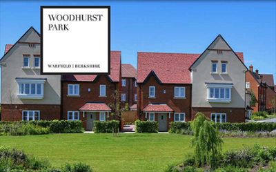 Дом в Woodhurst Park, Беркшир