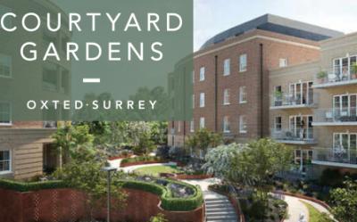 Апартаменты в Courtyard Gardens