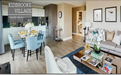 Продается квартира в Лондоне, район Виллидж Центр (Village Center  Kidbrooke Village)