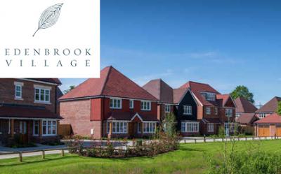 Дом в Edenbrook Village в Гэмпшире