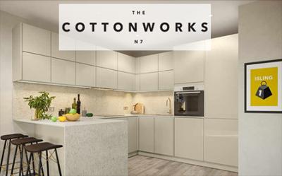 Квартира в комплексе The Cottonworks