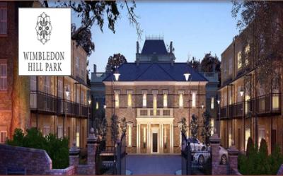 Продается квартира в Лондоне, район Веллингтон Роу  Уимблдон Хилл Парк (Wimbledon Hill Park)