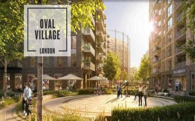 Продается квартира в Лондоне, район Овальная Деревня (Oval Village)
