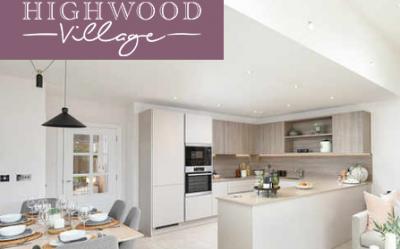 Дом в Highwood Village